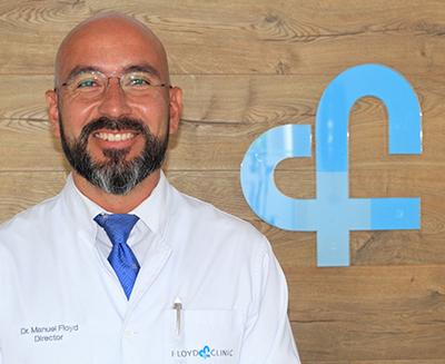 Doctor Manuel Floyd médico general y director en FloydClinic